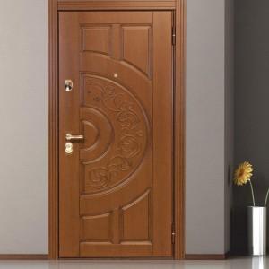 Одностворчатые входные двери