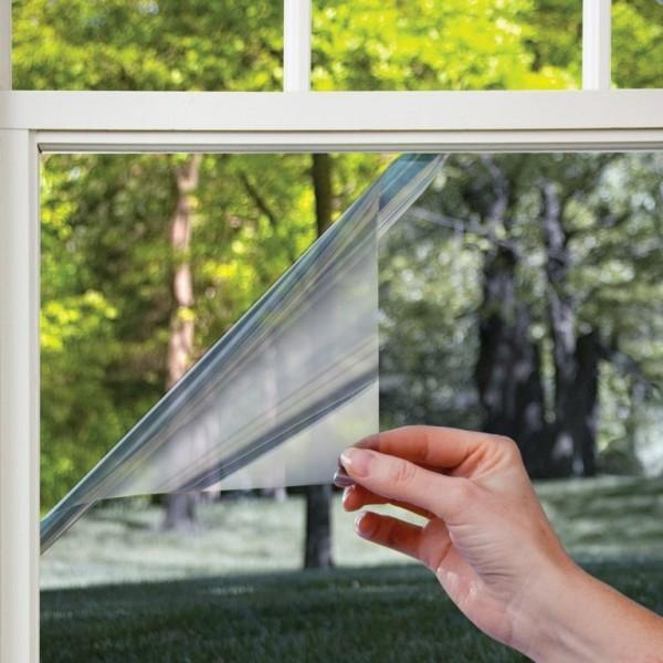 Пленки для фасадных окон